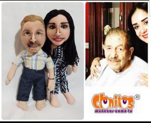 Clonitos Muñecos y Regalos Personalizados en México